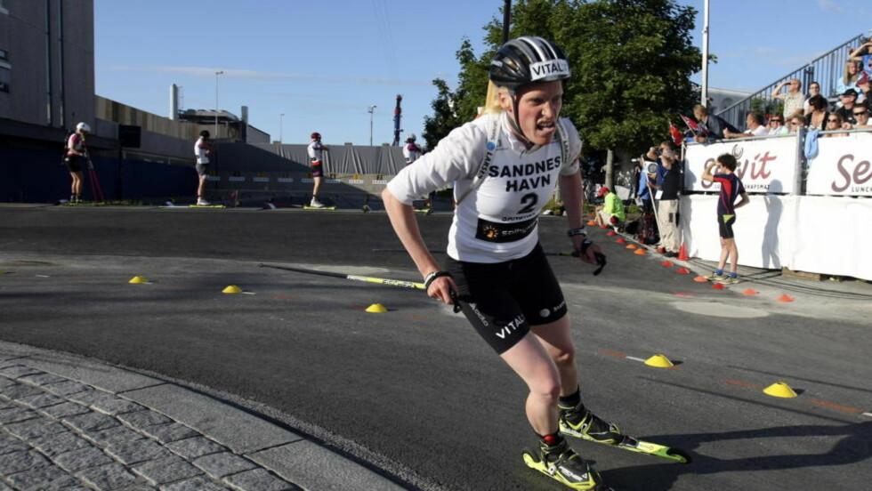 FRISKMELDT: Tora Berger rekker neste ukes verdenscupåpning i Östersund. Foto: Alf Ove Hansen / Scanpix .