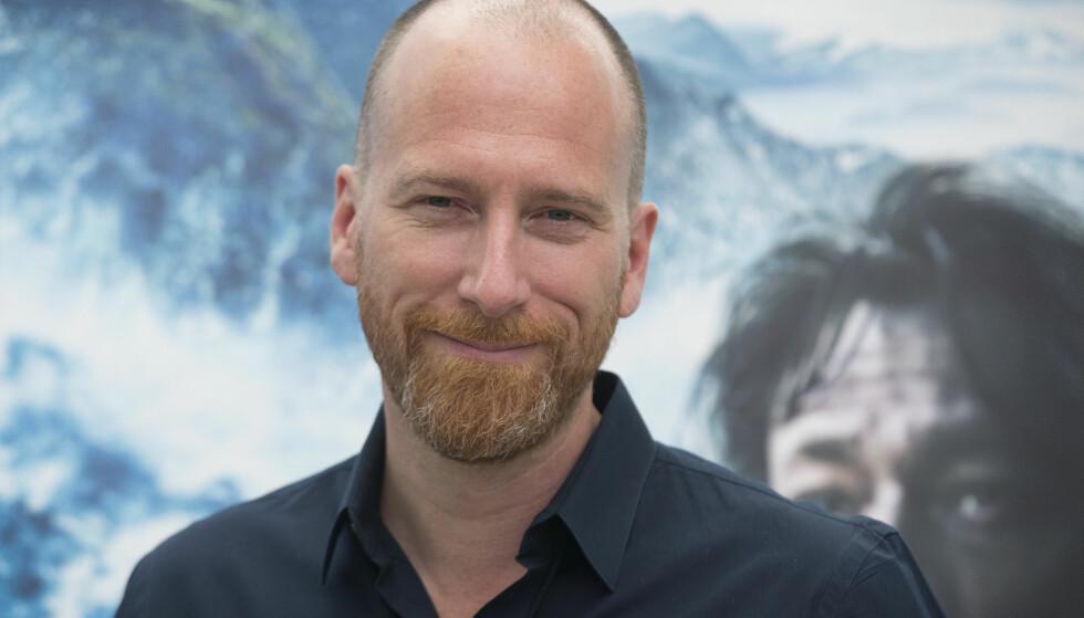 HEADHUNTET TIL HOLLYWOOD: Regissør Roar Uthaug ble hentet til Hollywood etter sin suksess med filmen «Bølgen». Foto: Terje Bendiksby / NTB scanpix