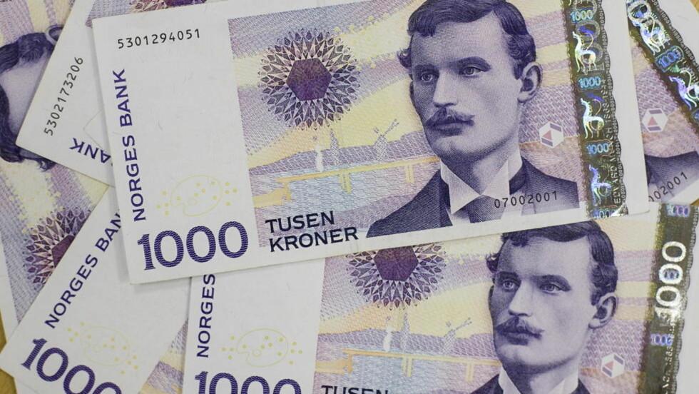 REGNET FEIL: Rådmannen ga bort 7 millioner for mye. Foto: Bjørn Langsem / Dagbladet