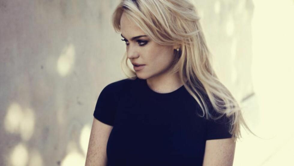 Duffy: Den walisiske popstjernen sliter med å finne seg til rette på sitt andre album. Foto: Promo/Universal