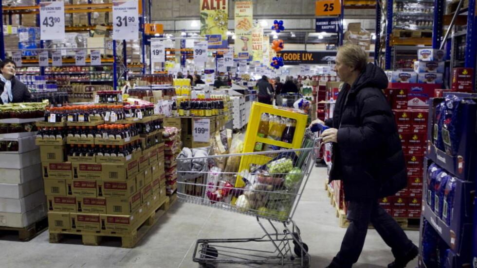 VERSTINGER: I dag ble rapporten om status qou for miljøet i Europa sluppet i Brussel. Rapporten viser at Europa er på god vei til å bli miljøvennlig, men at det fremdeles er utfordringer. Blant annet øker ressursforbruket, og nordmenn er på versting-toppen. Foto: Heiko Junge / Scanpix