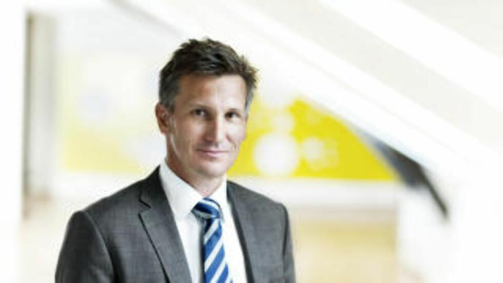KRONIKKFORFATTEREN: Bjørn Erik Thon er direktør i Datatilsynet.