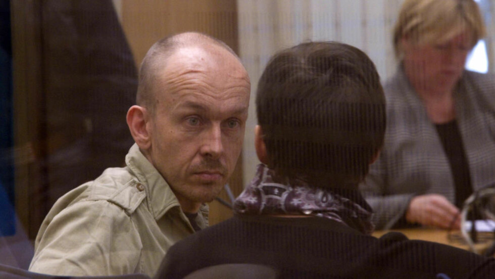 NYE ANKLAGER: Lasermannen Peter mangs sitter nå i fengslingsmøte med nye mistanker mot seg.