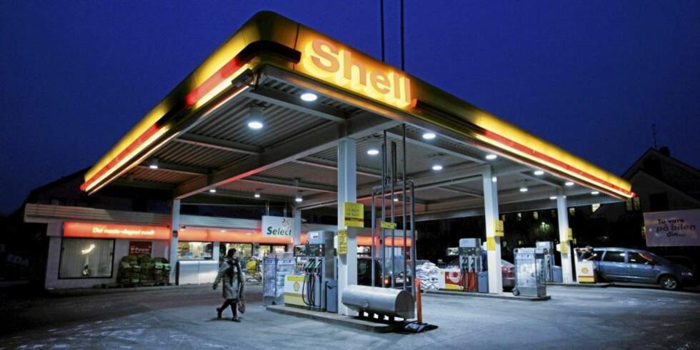 LEGG INN PRISEN: Appen er basert på dugnad - altså at mange deler info om bensinprisene. FOTO: Jarl Fr. Erichsen, Scanpix