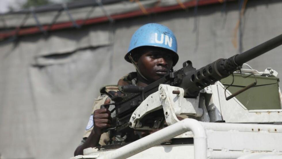 173 DREPT ETTER VALGET:  173 er drept og titalls er savnet og torturert etter valget i Elfenbenskysten, der den sittende presidenten nekter å gå av. Foto: SCANPIX/AP Photo/Sunday Alamba)