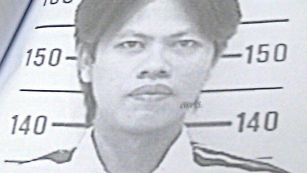 ETTERLYSES: Politiet i Pattaya går nå offentlig ut med en etterlysning etter at en norsk eiendomsbaron ble forsøkt kidnappet natt til lørdag. Mannen går under kallenavnet «Tai», mens hans virkelige navn er Apichat Chanpakorn og han er 37 år og har bopel i Nontaburi nord i Bangkok.
