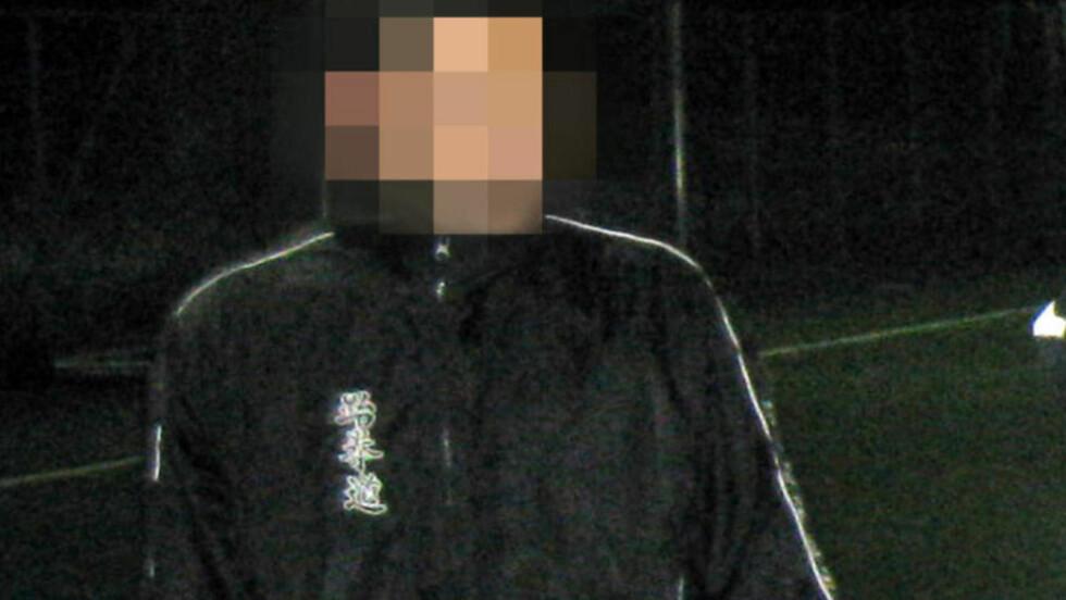 ANMELDT: Denne 36-åringen skal ha trakassert en familie med stygge SMS'er og brev. I høst ble han ilagt besøksforbud, men fortsatte å ta kontakt med familien. De har anmeldt saken, men trass i bruddet på besøkforbudet henlegger politiet saken. Foto: Privat.