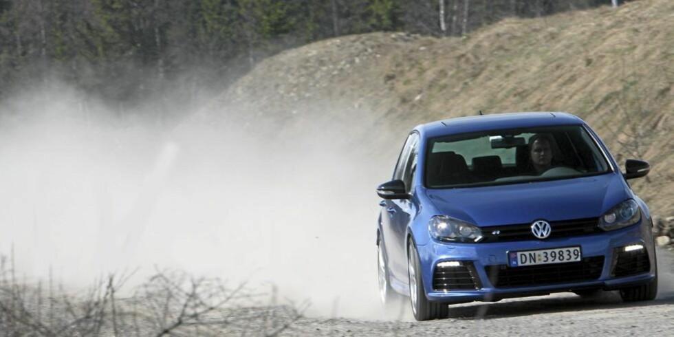 FEM ÅR: Alle Skoda-, Volkswagen- og Audi-modeller får fra 1/1 fem års nybilgaranti. Det skal blidgjøre norske bilkjøpere. Egil Nordlien HM Foto