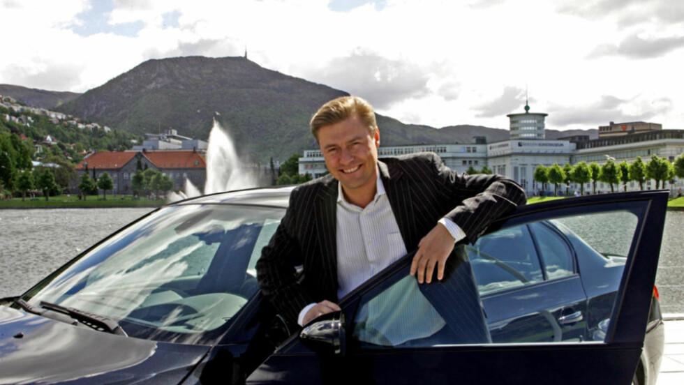 HAR TRØBBEL I BERGEN: Idar Vollvik (43). Foto: ODDMUND LUNDE/DAGBLADET