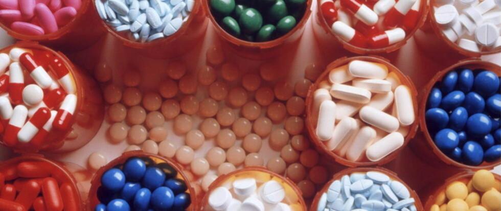 FIKK MANGE: En kvinne fra trøndelagsområdet fikk foreskrevet 27 299 piller av sin fastlege over en periode på fire år. Illustrasjonsfoto.