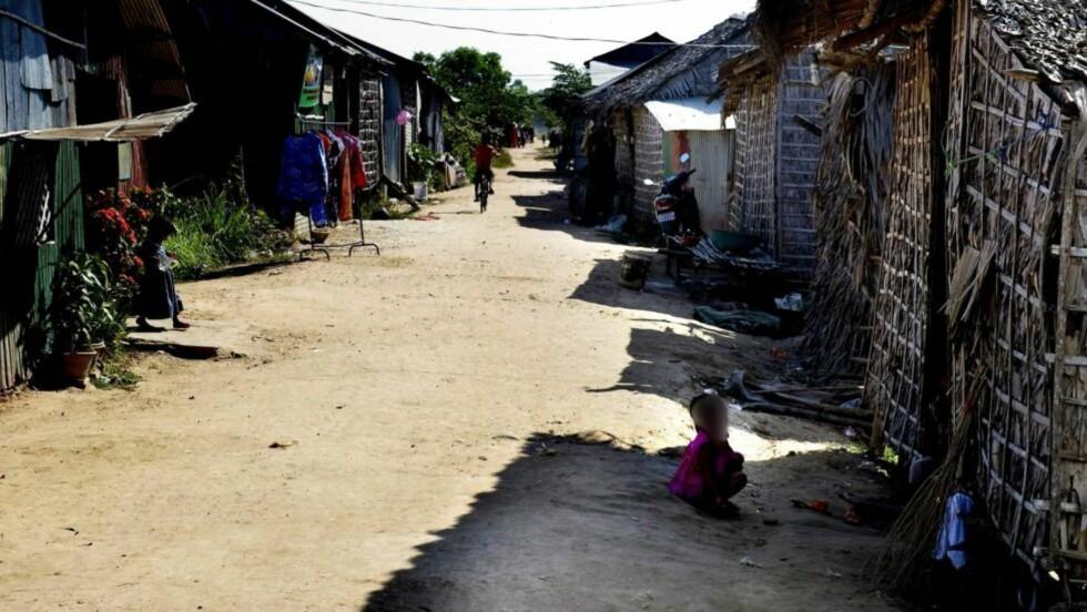 FATTIGSLIG : Til steder som Siem Reap i det nordvestlige Kambodsja drar de reisende sexovergriperne. Foto: Øistein Norum Monsen