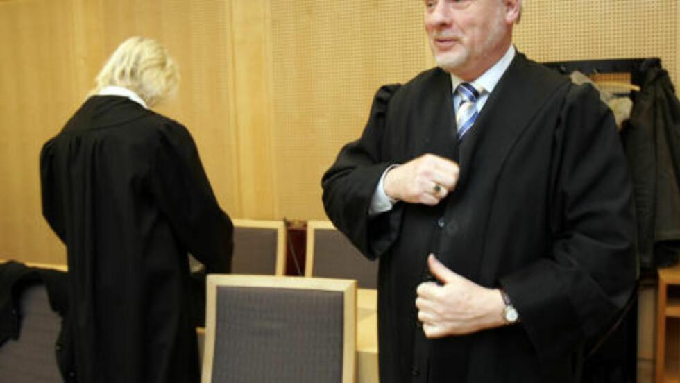 - POSITIV BEHANDLING:  Advokat Sigmund Øien hørte sist fra sin klient i fjor høst. FOTO: LISE ÅSERUD/SCANPIX .