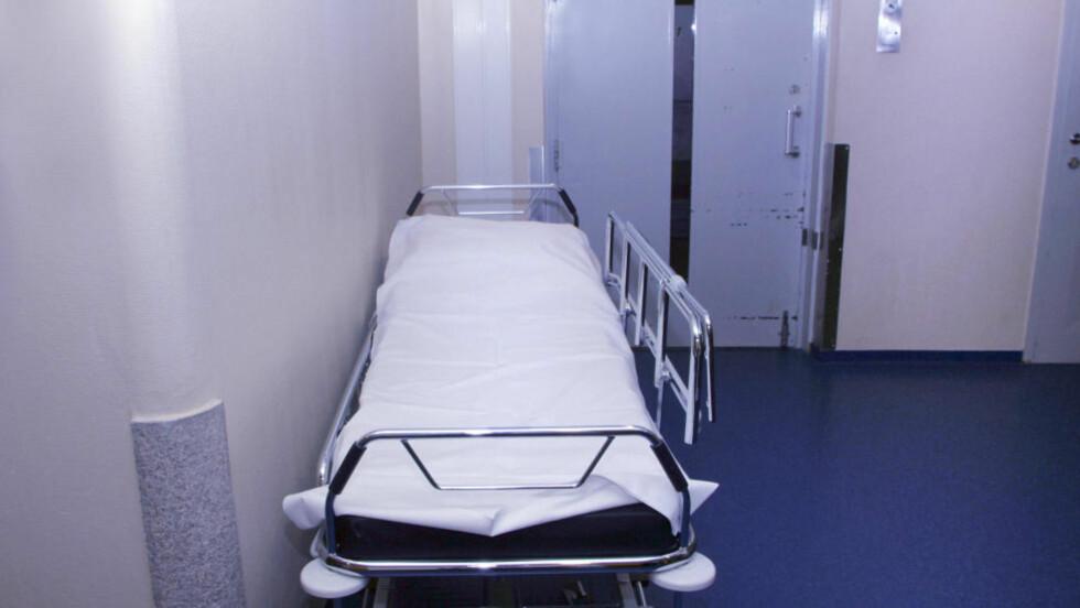 MANGE SELVMORD KUNNE VÆRT FORHINDRET: Helsevesenet burde avverget 55 selvmord i perioden 2001 til 2009. Det viser en gjennomgang Norsk pasientskadeerstatning (NPE) har gjort, Illustrasjonsfoto: SCANPIX