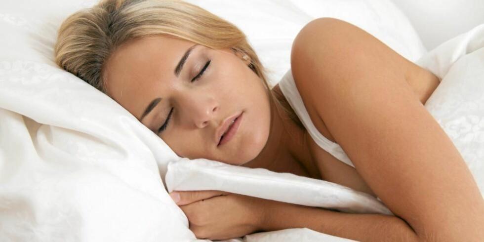 SLITEN: Er du trett og sliten? Har du gått opp i vekt? Du kan ha lavt stoffskifte. Illustrasjonsfoto: www.colourbox.com
