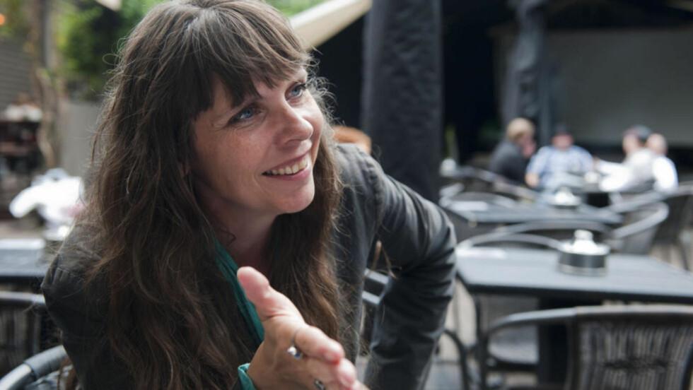 JOBBET MED WIKILEAKS: Derfor ønsker USA å hente ut private meldinger sendt av Birgitta Jonsdottir. Foto: AFP/Scanpix