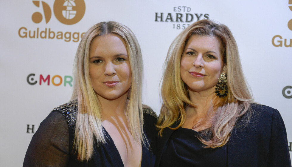 UTNYTTET: Anja Pärson og Filippa Rådin. Foto: NTB Scanpix