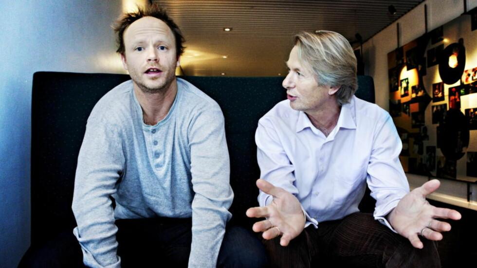 FRIKJENT: Harald Eia laget det mest diskuterte TV-programmet denne våren, men forsker Jørgen Lorentzen følte seg dårlig behandlet. Nå er Eia frikjent for sine metoder. Foto: Nina Hansen