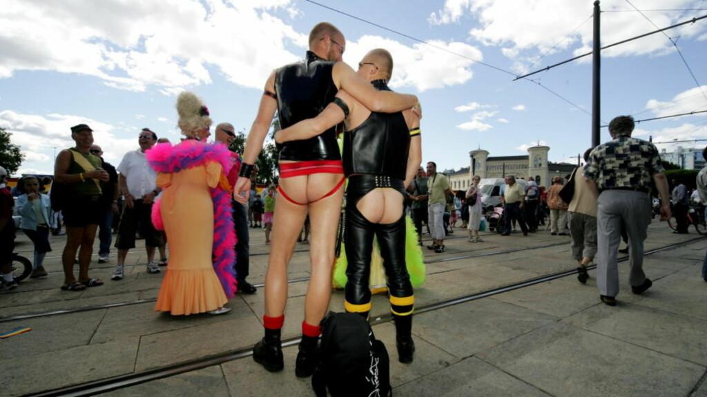 NYE TIDER: Homobevegelsens neste runde er kampen mot sortering og snever kategorisering i kjønn og seksualitet. Det bør bli flere homoparader i hverdagen. Foto: Eirik Helland Urke / Dagbladet