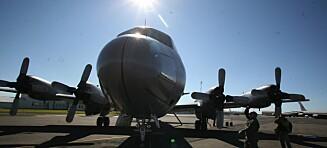 - Flybasen på Andøya legges ned