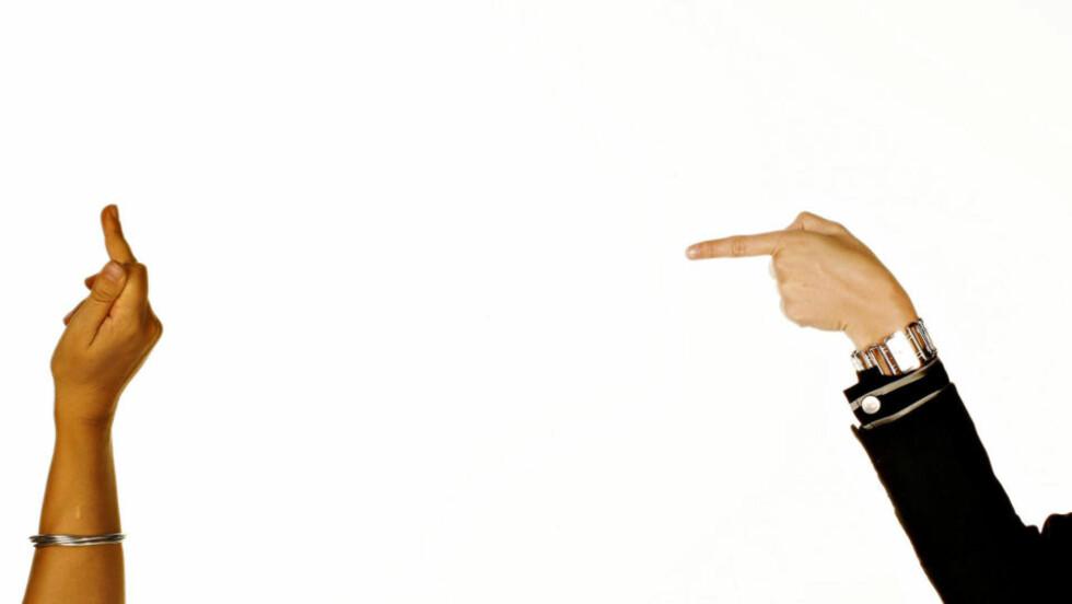 SLIK, IKKE SLIK: Smile, ikke kritisere. Ur-selvhjelpsbokforfatteren Dale Carnegie gir gode råd og veiledning.