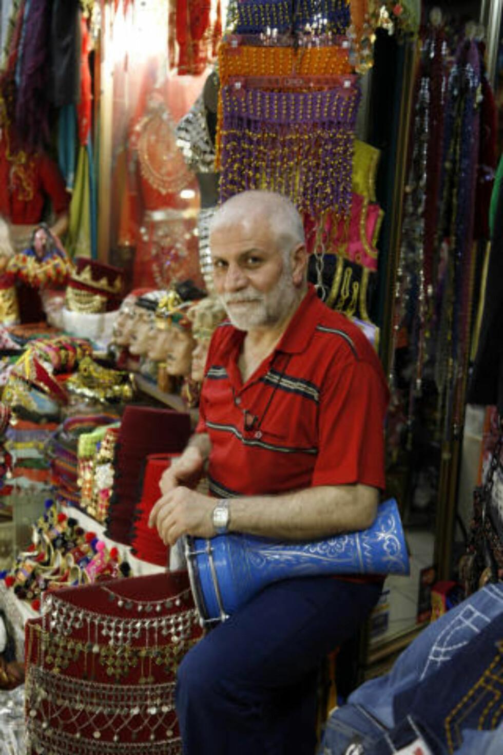UTVALG: Det er et utrolig utvalg i butikkene i Istanbul. Maken til shoppingby finnes knapt.