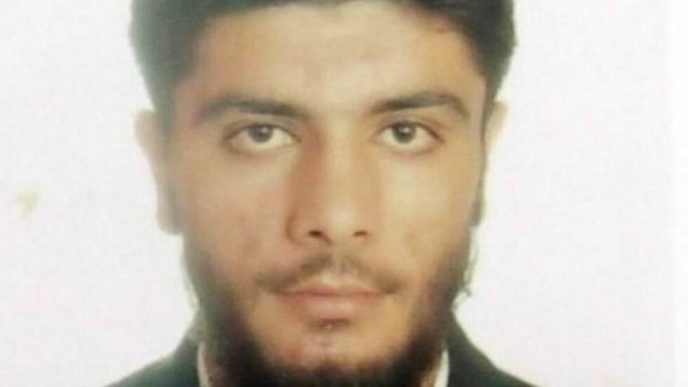 BAKMANN I ENGLAND: Abid Naseer var blant 12 som ble arrestert i en storstilt aksjon i Liverpool og Manchester i fjor. Ifølge kilder i den britiske sikkerhetstjenesten planla de flere aksjoner og massedrap. Foto:  Now Public