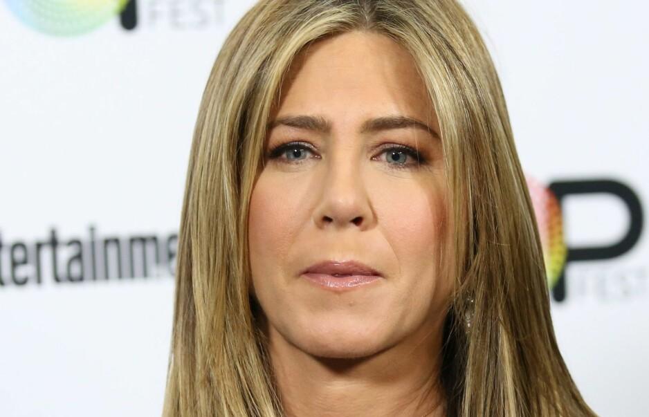 LEI: Jennifer Aniston er lei av at media alltid gjør hennes privatliv til skamme. Foto: Rex