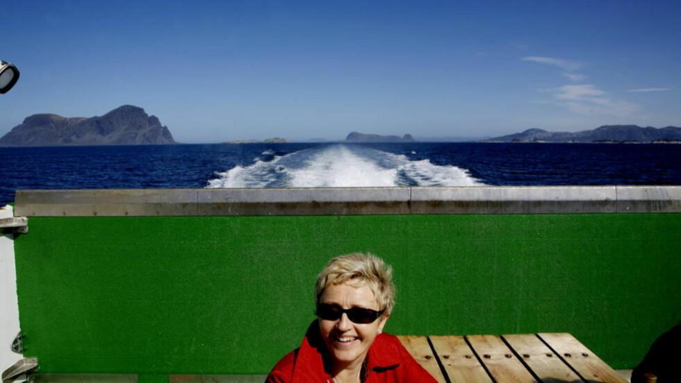 HARD MEDFART: Kommunal- og regionalminister Liv Signe Navarsete (Sp) sender regninga for zen-coaching til skattebetalerne. Foto: Torbjørn Grønning