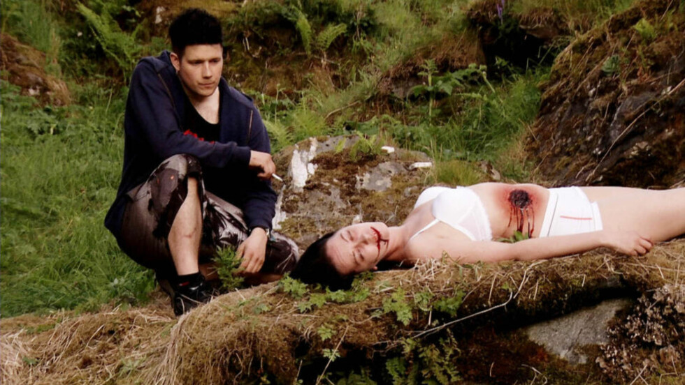 GROTESKT: «Inside the Whore» er tittelen på filmen som skal følge opp den voldelige undergrunnsfilmen «Hora». Ifølge regissør Reinert Kiil blir denne enda mer grotesk enn eneren.