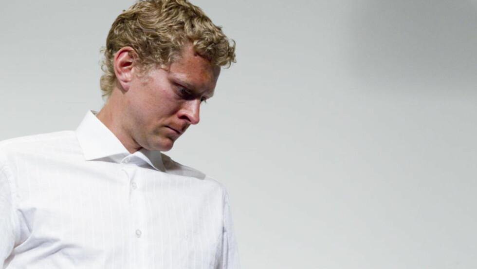 HOLDNINGSARBEID: Erik Tysse jobbet med antidopinarbeid blant ungdom før han selv ble tatt for tredje generasjons EPO, CERA. Foto: Scanpix