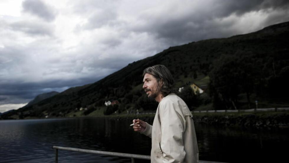 VARSLET SØKSMÅL: Karl Ove Knausgårds familie har varslet et mulig søksmål mot ham etter siste bind av «Min kamp». Foto: Håkon Eikesdal