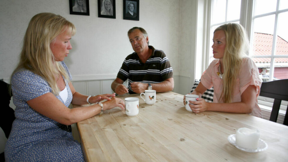 FORELDRENE PÅVIRKER: Marie Blix Werner studerer jus, moren, Anne Blix Werner, er kjeveortoped og faren Erik L. Werner, er lege. Anne tror foreldrenes økonomi påvirker barnas muligheter. FOTO: PER FLÅTHE
