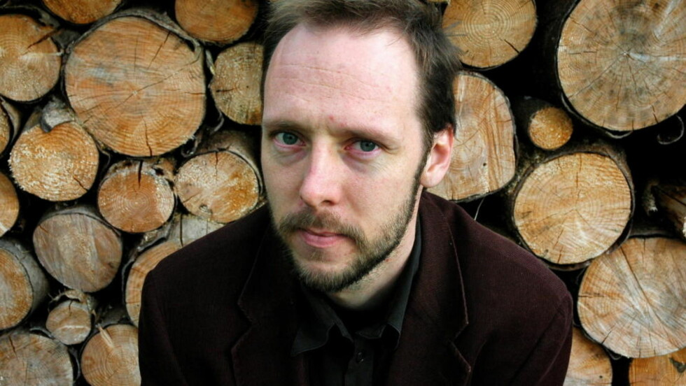 STERK ROMAN: Gaute Heivoll har skrevet sin beste roman hittil, i en bok der hans eget liv går inn i fiksjonen. Foto: Mathilde Helene Pettersen