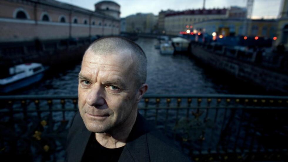 DÅRLIG FORLØST: God idé, men dårlig forløst, mener anmelderen om Geir Pollens siste roman.   FOTO: HENNING LILLEGÅRD/DAGBLADET.