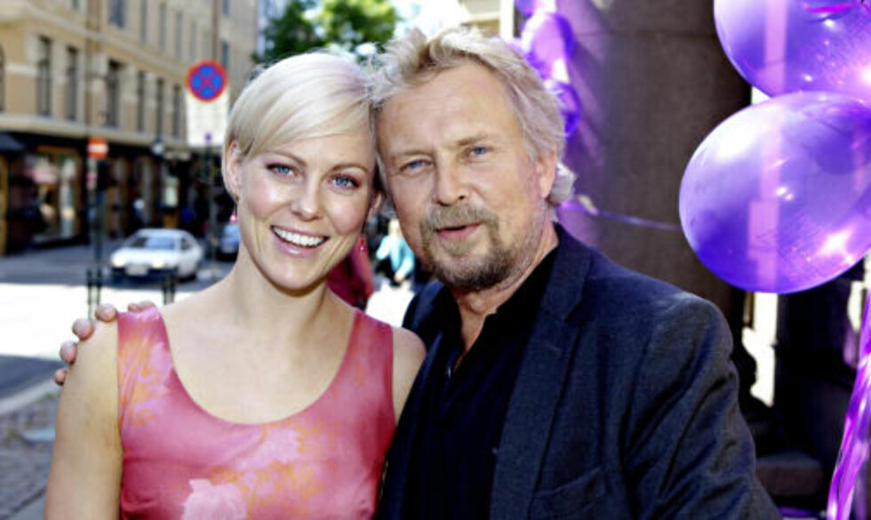 PROGRAMLEDERE: Ingrid Bolsø Berdal og Dennis Storhøi. Foto: Lars Eivind Bones / Dagbladet