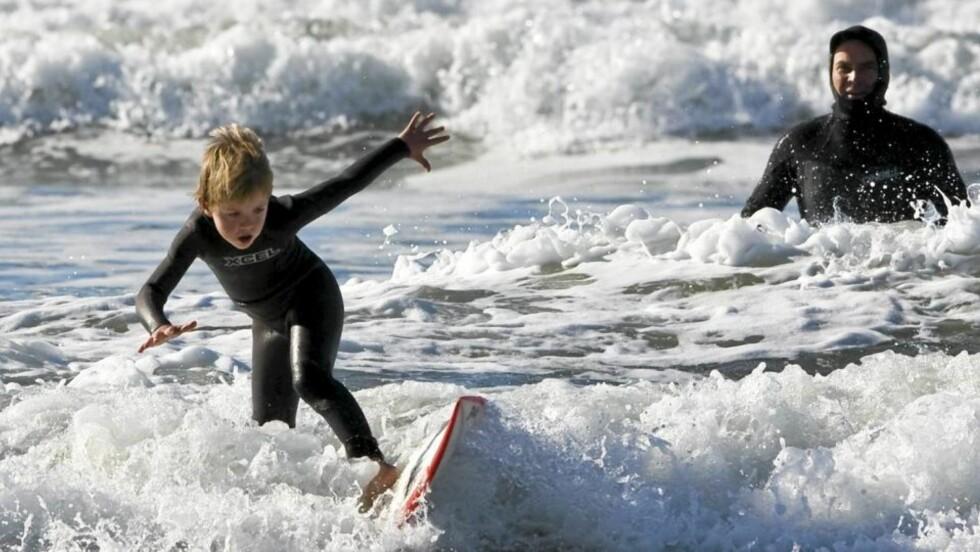 ULIKE FORELDRE: Foreldre oppdrar barna på ulike måter. Er du en speilforelder eller kanskje en helikopterpappa? Foto: Mikebaird på Flicker.com. Noen rettigheter reservert.