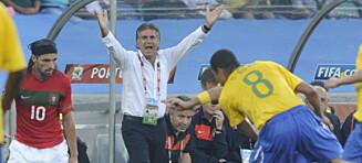 Queiroz fikk sparken som Portugal-sjef