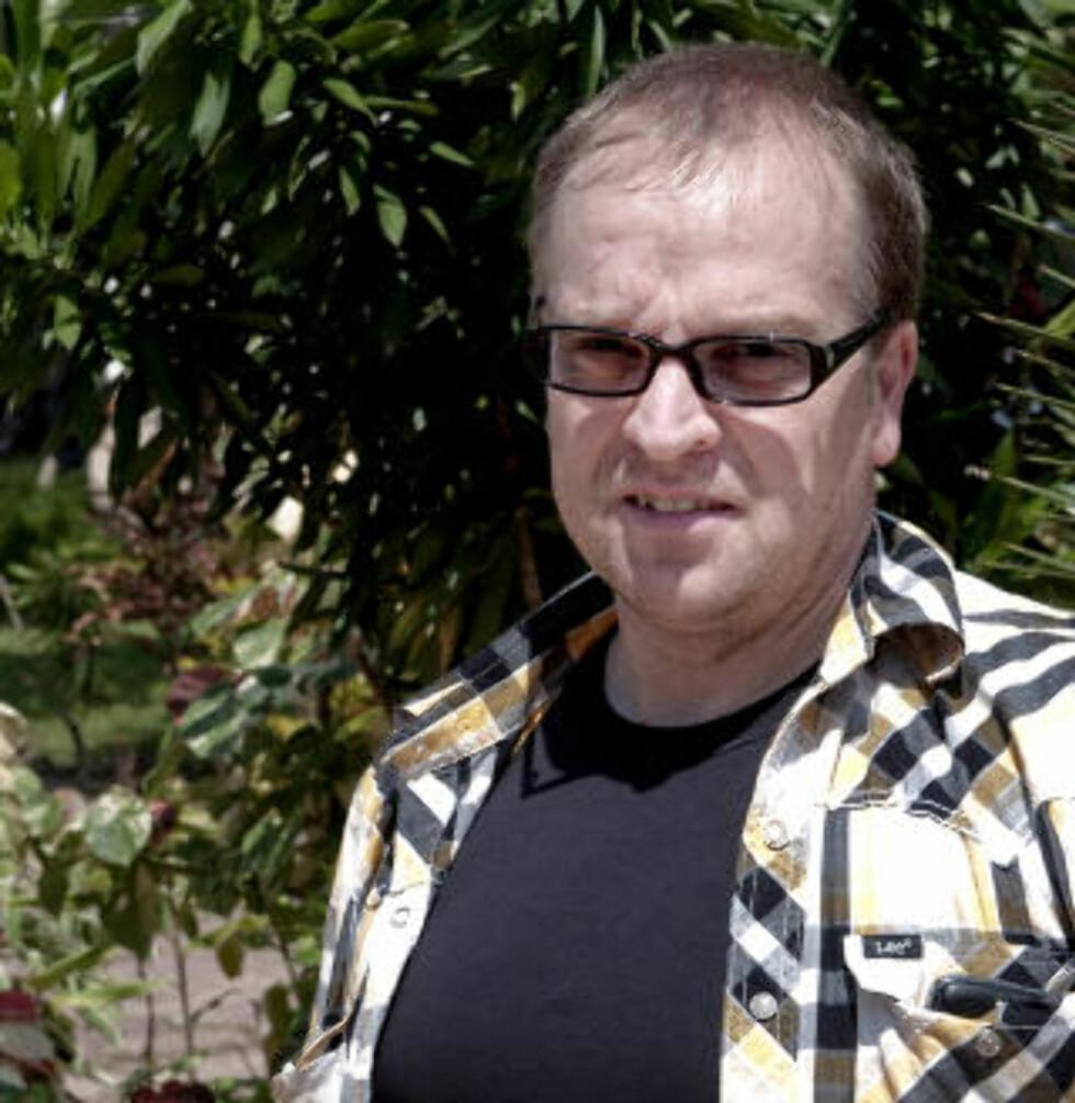 MEKLER: Misjonær Rune Edvardsen har vært mellommann under forhandlingene om avtalen som nå foreligger. Foto: ØISTEIN NORUM MONSEN/DAGBLADET