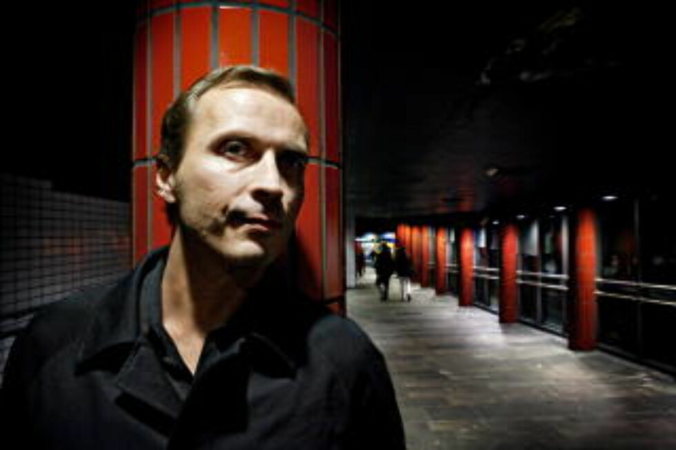 FORFATTEREN: Morten A. Strøksnes har skrevet boka «Et mord i Kongo».  Foto: Nina Hansen / Dagbladet