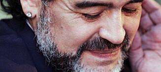 Maradona vil bli Portugal-sjef