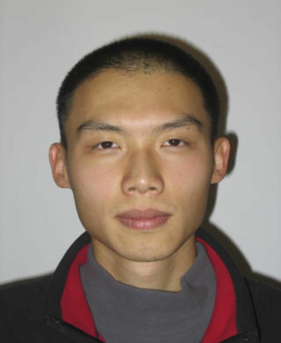 MELDTE SEG: Zhao Fei (26). Foto: Privat