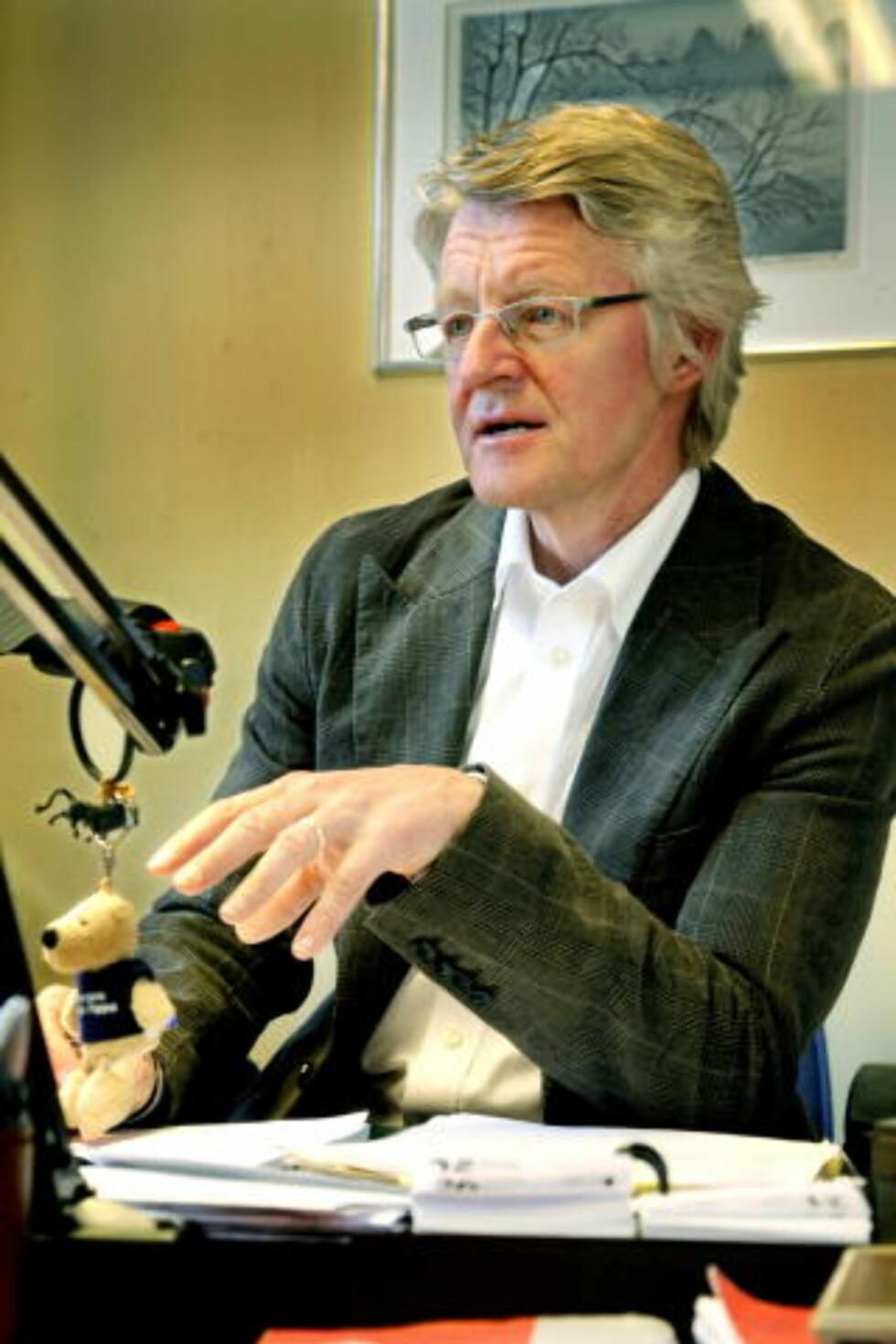 HÅPER PÅ FLERE: Advokat Harald Stabell håper at flere med kunnskap fra POT skal melde seg som vitner. Foto: Jacques Hvistendahl / Dagbladet