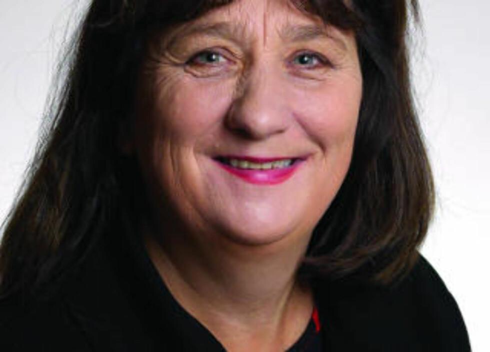 LANG MUMMI-ERFARING: Irja Thorenfeldt er forlagssjef i Aschehoug barn og ungdom, og har jobbet med Mummitrollet i over 30 år. Foto: ASCHEHOUG