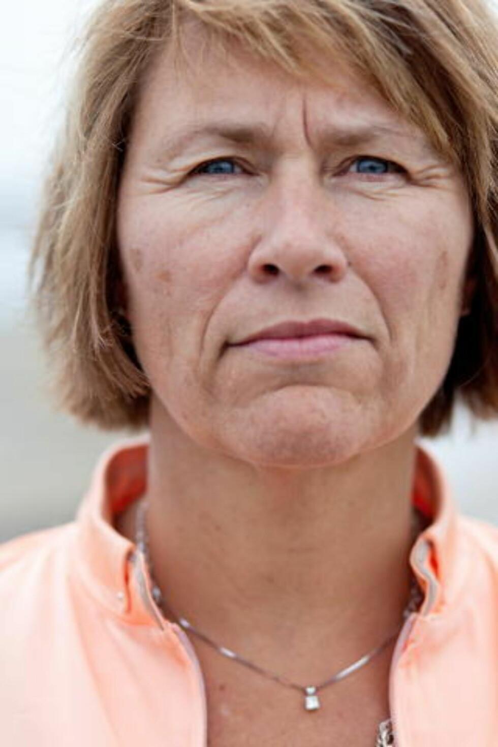 VIL IKKE SI HVA HUN FIKK VITE:  Forsvarsminister Grete Faremo var justisminister da Lund-kommisjonen arbeidet. Foto: Jo Straube / Dagbladet