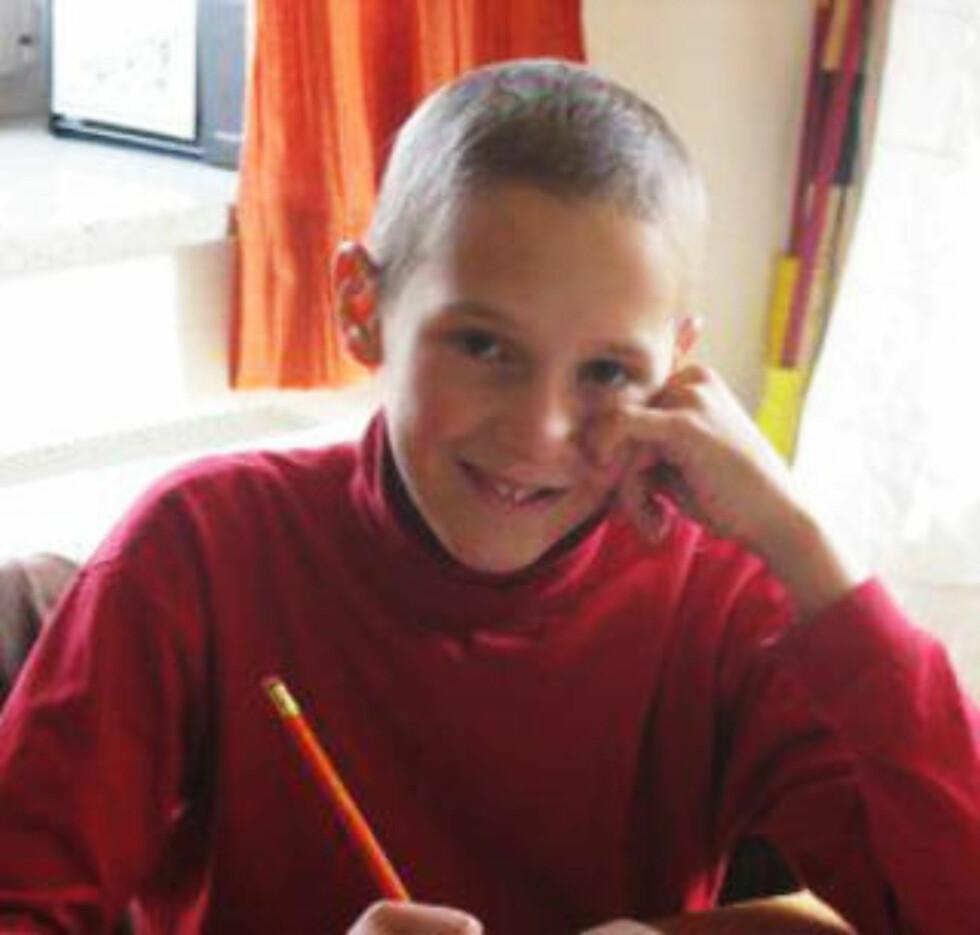 DØDE ETTER BEHANDLING: Susanne Rehklau (12) døde med store smerter sist nyttårsaften. Hamer diagnostiserte den kreftsyke jenta som frisk uten noensinne å treffe henne. Foto: PRIVAT