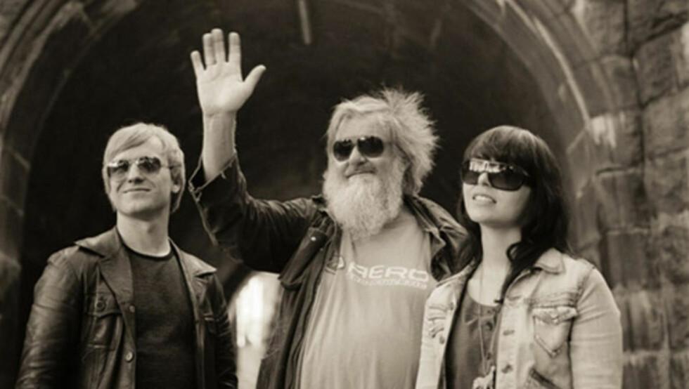 KONSERT OG CD: Jon Eberson Group - Sigurd Hole, Eberson og Hilde Marie Kjersem.