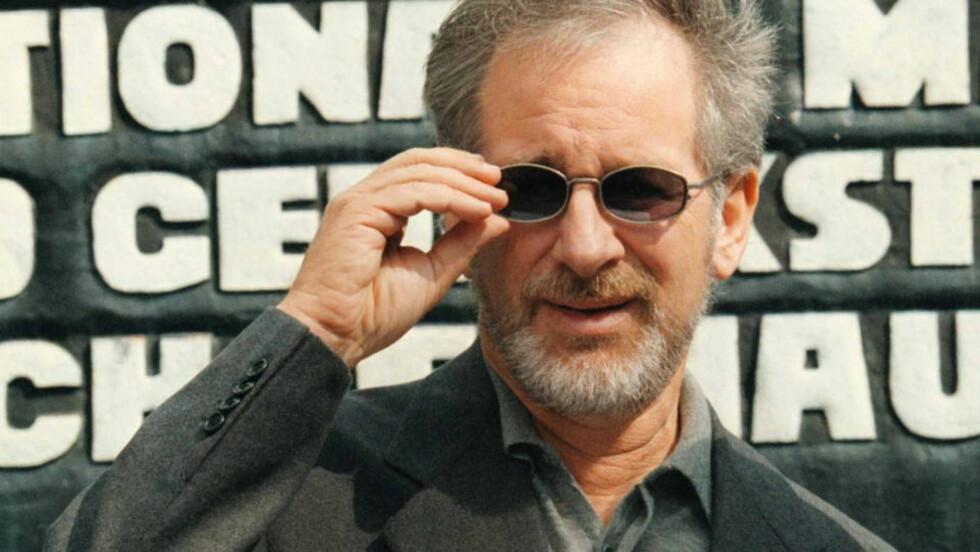 STEVEN SPIELBERG: DreamWorks og Spielberg skal ifølge The New York Times være interessert i å lage film basert på Halo-spillserien.