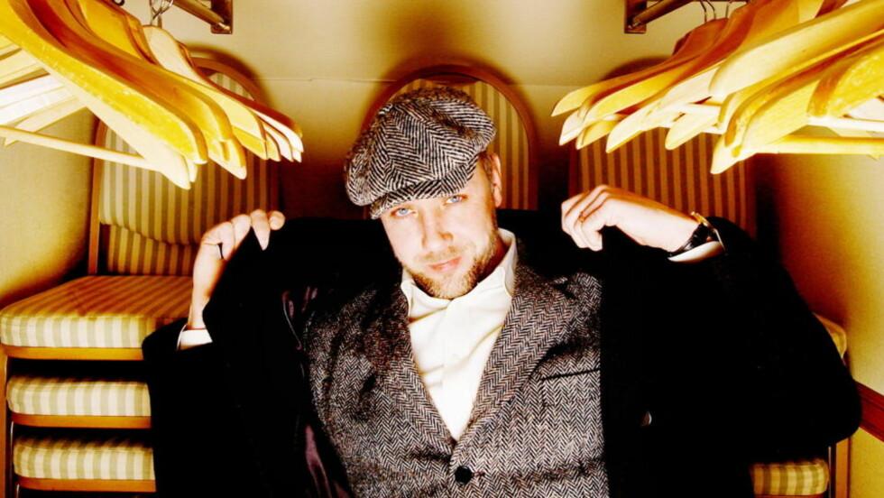 HARRY HOLE? Mikael Persbrandt lanseres som en av kandidatene til å spille hovedrollen i en internasjonal filmatisering av Jo Nesbøs «Snømannen».   Foto Agnete Brun/ Dagbaldet MAGASINET.