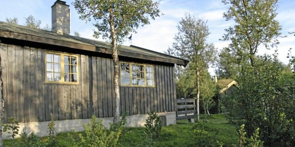 PÅ VEI UT: Den typiske 70-talls hytta, med enkel komfort, er på vei ut av folks drømmer. Nå er det enten laftede hytter eller arkitekttegnet modernisme som gjelder.  Illustrasjonsfoto: Alexander Berg jr.