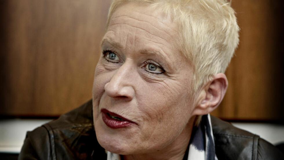 NY JOBB: Anne Aasheim gikk av som sjefredaktør i Dagbladet for ni måneder siden. 1. januar starter hun som ny direktør i Kulturrådet. Foto: Lars Eivind Bones / Dagbladet